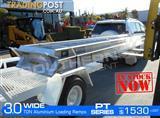 Aluminium Loading Ramps 3.0 Ton 500mm Wide PT Series