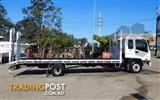 #2223 ISUZU FRR500 155HP Beavertail Truck. Only 420,000 km.