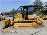 CATERPILLAR D5 dozer CAT D5K Super Series Bulldozer only 5300 Hrs