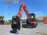 4-6 Ton Heavy Duty Hydraulic Excavator Grabs