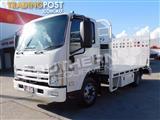 #2226A ISUZU 155HP NPR300 MED Beavertail Truck.