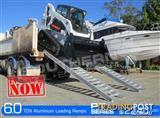 Aluminium Loading Ramps 6.0 Ton 500mm Wide PT Series