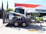 Plant Trailer & attachment package with Bobcat 763 skid steer loader - on Sale !!