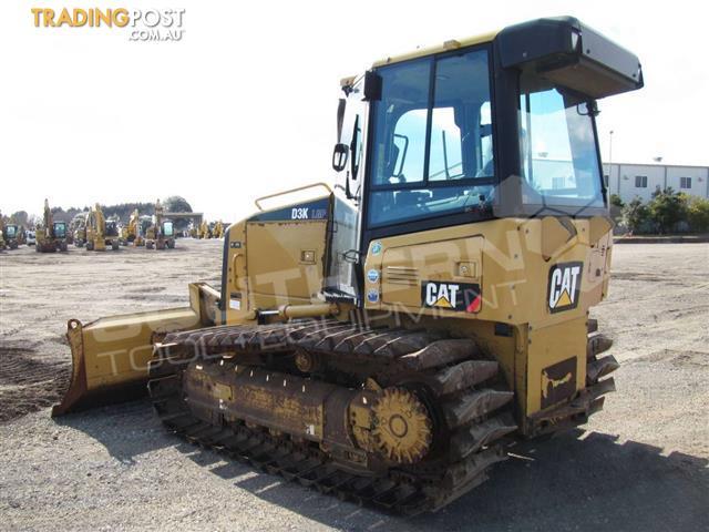 CATERPILLAR-D3K-Bulldozer-CAT-D3-Dozer