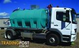8200.L Modular Water Tank - Baffled Water Cartage / Transport Tank [PTM08000TO]