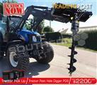 DIGGA PD3 Tractor & Farm Front loaders Post Hole Digger