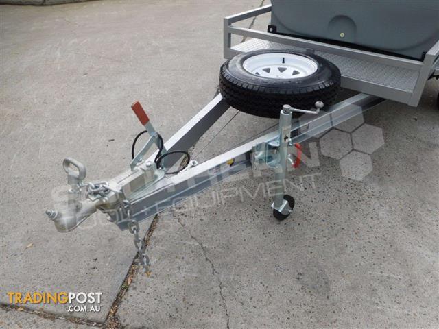 Vjs Auto Sales >> 1200L-Diesel-Fuel-Trailer-12V-Italian-PIUSI-pump-with-Digital-Litre-counter