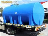 10000 L Water Tank - AQUA-V Free Standing Water Tank STC10000TO
