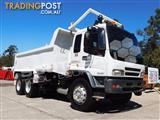 #2237 ISUZU FVZ 1400 275HP Tipper Truck / Rigid Truck - only 65,000 KM