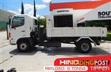 Hino FC-1018 500-Series Tipper Truck #2243B only 169,848Kms 2009 model