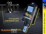 Digga PDT6 2 Speed Auger Drive Unit suit skid steer loaders up to 75LPM flow