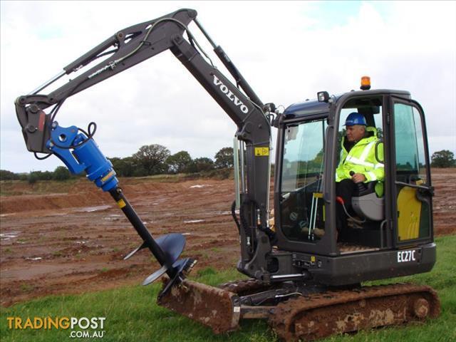 Auger Drive Unit Suit 2 0t To 3 5t Excavators 3000 For