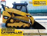 CATERPILLAR 259.B3 Compact Track Loader CAT 259B.3 / Fitted with GP bucket / Manual Hitch