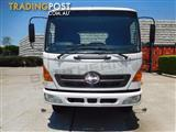 #2245 Hino FD1J Tipper Truck with crane, only 140,000Kms