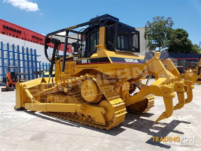 CATERPILLAR-D6R-XL-Bulldozer-CAT-D6-dozer-SU-Blade