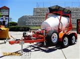 Interstate Trailers CMX1300 Mobi Cement Mixer Trailer