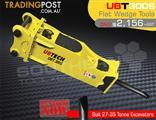 UBT300S Flat wedge Tool for Rock Concrete Breaker