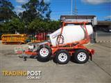 Interstate Trailers Mobi Concrete Mixer / Cement Mixer Trailer CMX1300