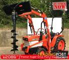 DIGGA PDX Tractor & Front loaders Agricultural Auger Drive Unit