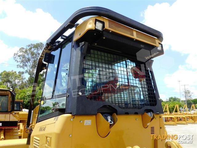 Caterpillar-D3K-D3K2-Dozers-Screens-Sweeps-CAT-D3-Forestry-guard