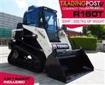 UNUSED Terex R160T COMPACT Track Loader [THE NEW PT50]