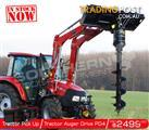 DIGGA PD4 Tractor & Front loaders Agricultural Auger Drive Unit
