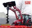 DIGGA PD3 Tractor & Front loaders Agricultural Auger Drive Unit
