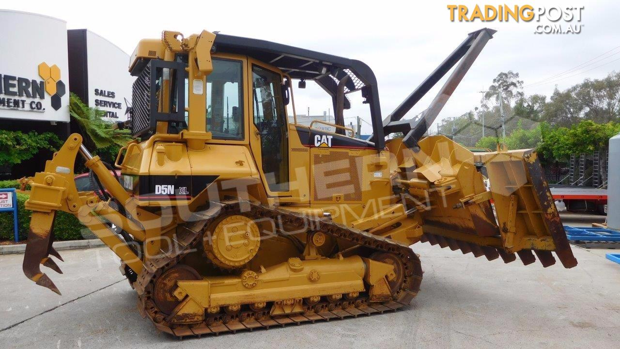 Cat D5 Dozer Manual