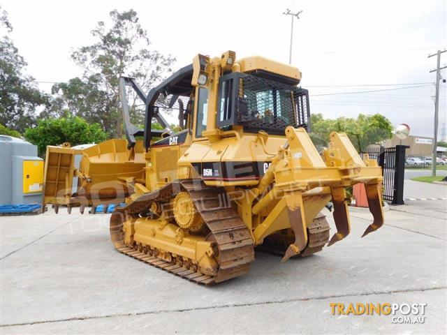 Caterpillar D5 – Quotes of the Day