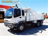#2237A ISUZU Tipper Truck / 275HP FVZ 1400 Rigid Truck - only 65,000 KM