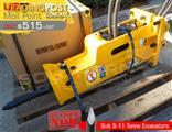 UBT45S Moil point Tool for Hydraulic Hammer