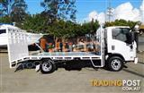 #2226C ISUZU NPR300 MED 155HP Beavertail Truck.