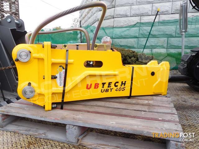 UBTECH-UBT40S-Silence-Excavator-Hydraulic-Rock-Breaker