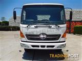 #2245d Hino FD1J Tipper Truck with crane, only 140,000Kms