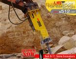 UBT45S Flat wedge Tool for Rock Concrete Breaker