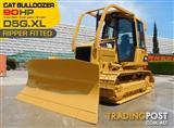 #2216A CAT D5G.XL Dozer / CATERPILLAR D5 Bulldozer with AC cab & Brush Guard [6350 hours]