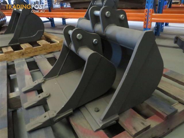 KUBOTA-U17-U15-350mm-GP-600mm-Mud-buckets-Suit-1-5-Ton-Excavators