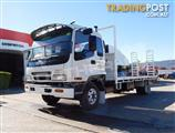 ISUZU FRR500 Single CAB Beavertail Truck. Come with road worthy
