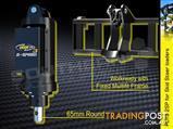 Digga 2 Speed PDT3 Auger Drive Unit suit skid steer loaders up to 75LPM flow [ATTAUG]