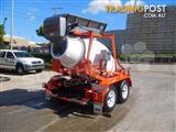Interstate Trailers CMX1300 Mobi Concrete Mixer Concrete / Cement Mixer Trailer