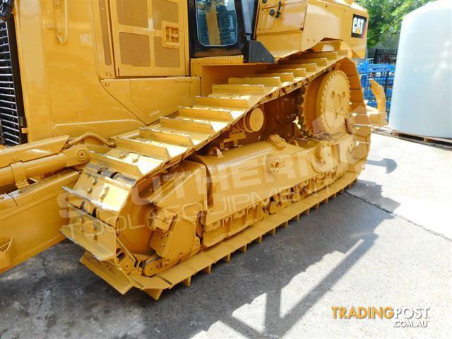 CATERPILLAR-D6T-XL-Bulldozer-CAT-D6-dozer-Forestry-pack-6690Hrs