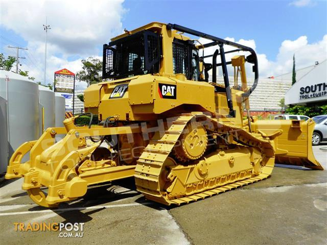 Caterpillar-D6T-D6R-D6H-Dozers-Screens-Sweeps