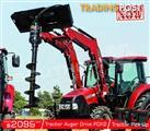 DIGGA PDX2 Tractor & Front loaders Agricultural Auger Drive Unit
