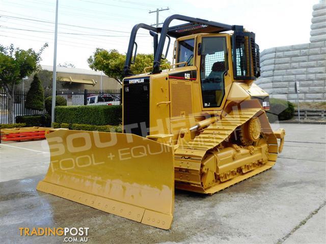CATERPILLAR-D5N-XL-Bulldozer-CAT-D5-dozer-Forestry-Package