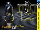 Digga PDD Auger Drive Unit suit skid steer loaders up to 45LPM flow
