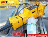 UBT43S Flat wedge Tool for Rock Concrete Breaker