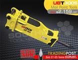 UBT300S Moil point Tool for Hydraulic Hammer
