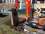 1-2 Ton Heavy Duty Hydraulic Excavator Grabs
