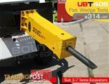 UBT40S Flat wedge Tool for Rock Concrete Breaker