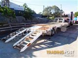 SCANIA Prime mover Truck P82M with Semi Trailer- 435,000 km